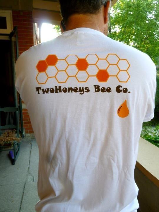 TwoHoneys t-shirt