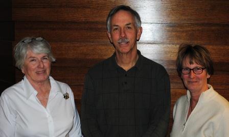 Sandra Murphy, Ray Babcock, Liz Tilton